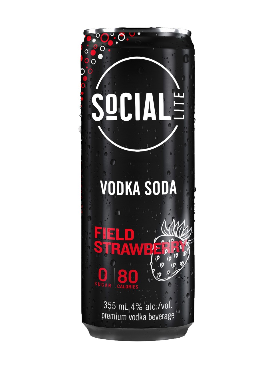 Image for SoCIAL LITE Field Strawberry from LCBO