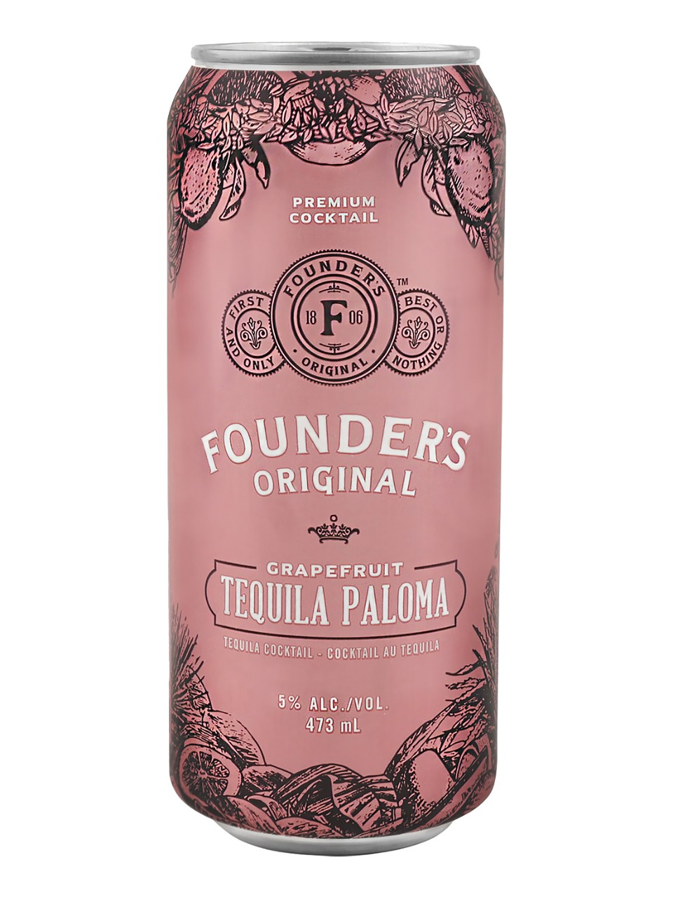 Founder's Original Tequila Paloma from LCBO