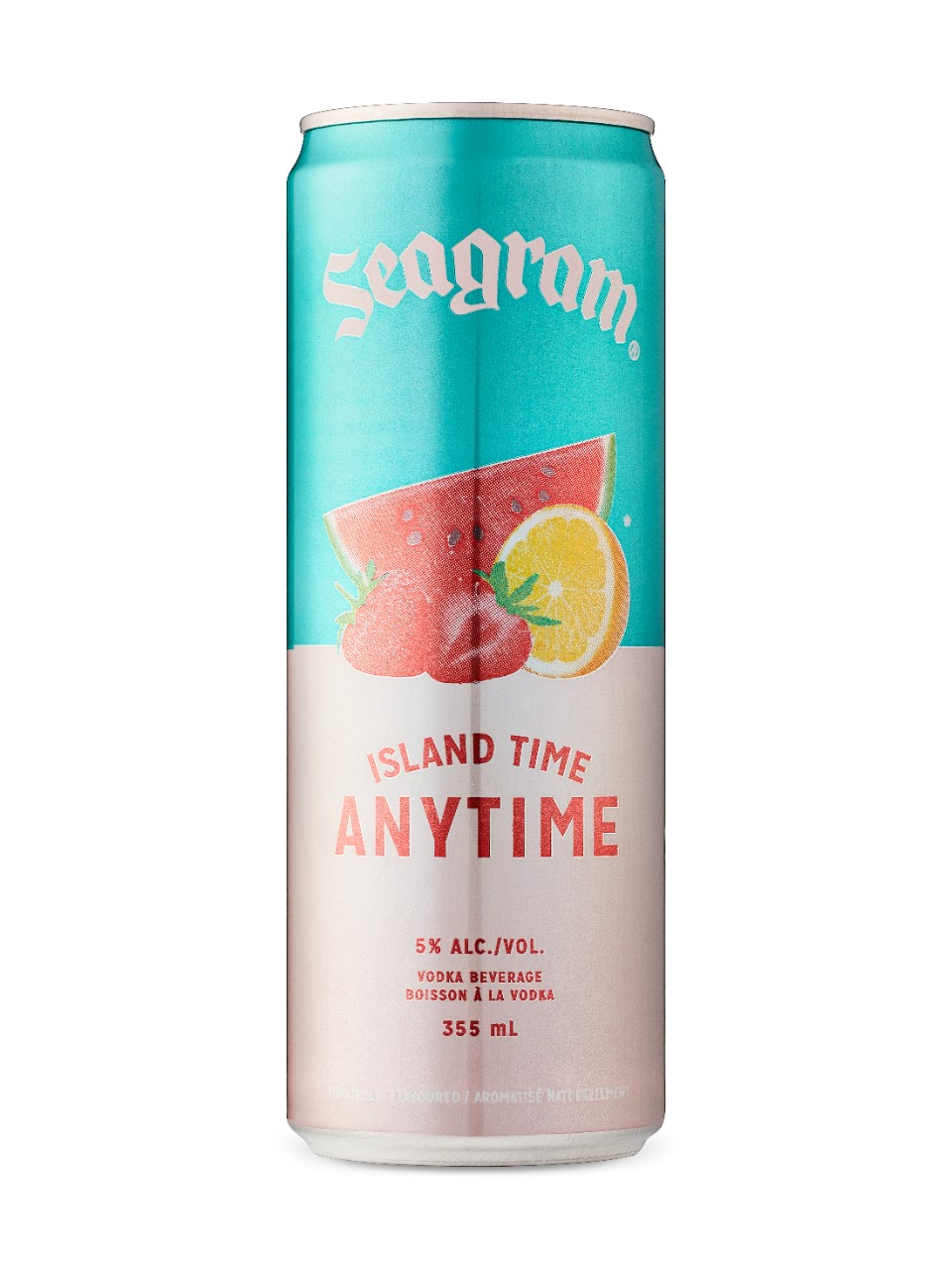 Image for Seagram Island Time Anytime from LCBO