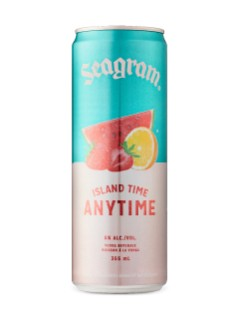 Seagram Island Time Anytime
