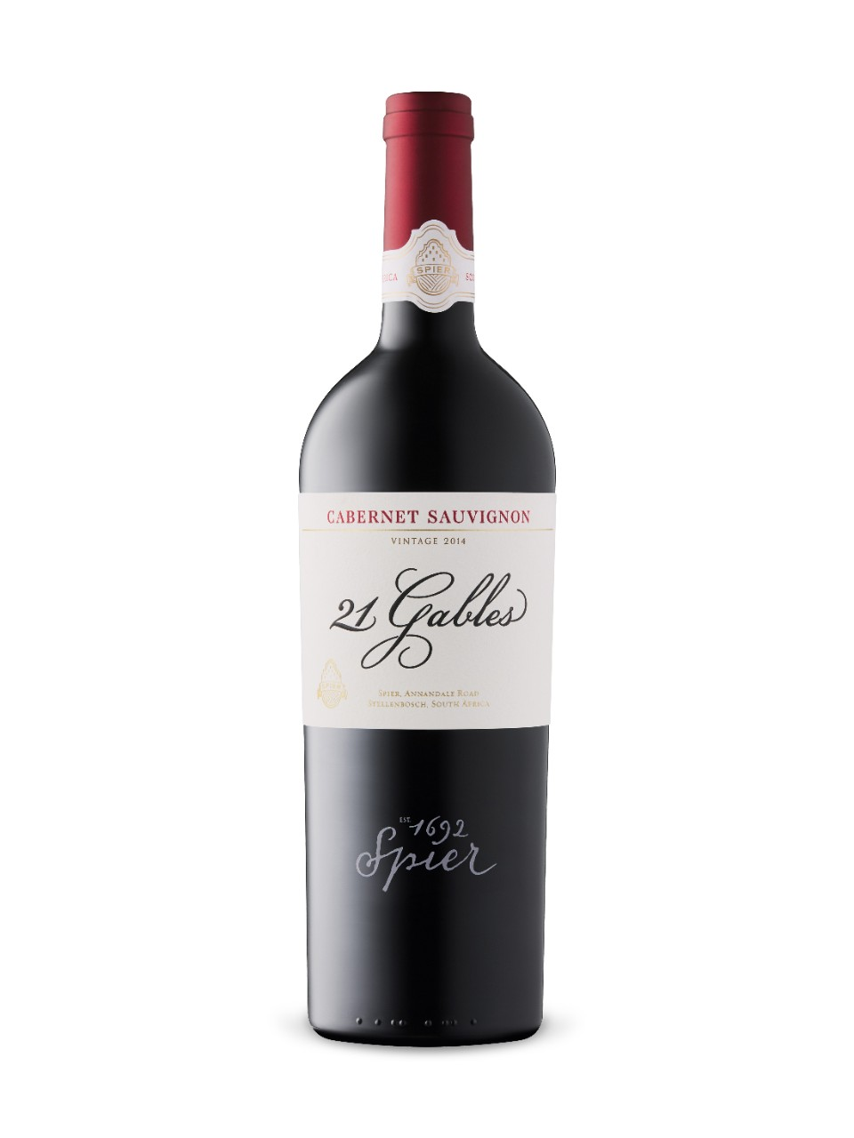 Image for Spier 21 Gables Cabernet Sauvignon 2014 from LCBO