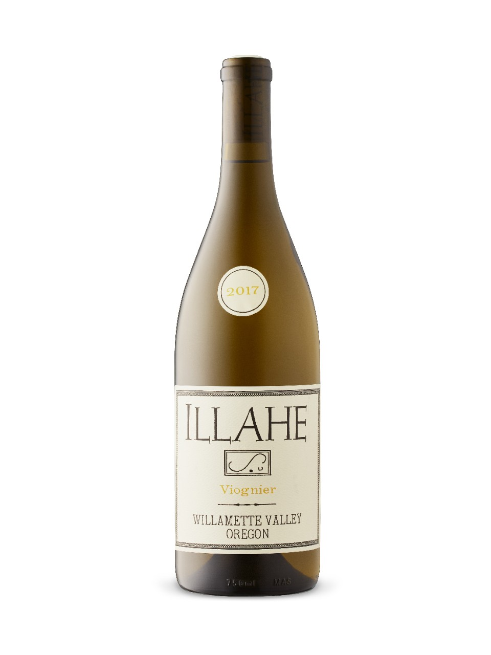 Illahe Vineyards Viognier 2017