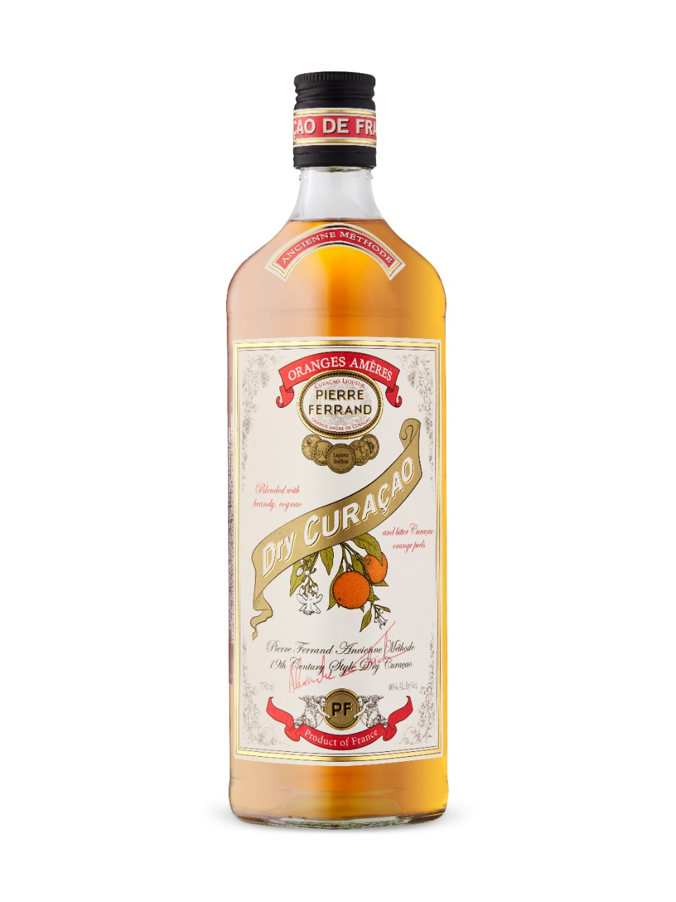 Image for Pierre Ferrand Dry Curacao from LCBO