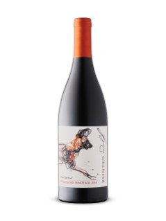 Painted Wolf Guillermo Pinotage 2014