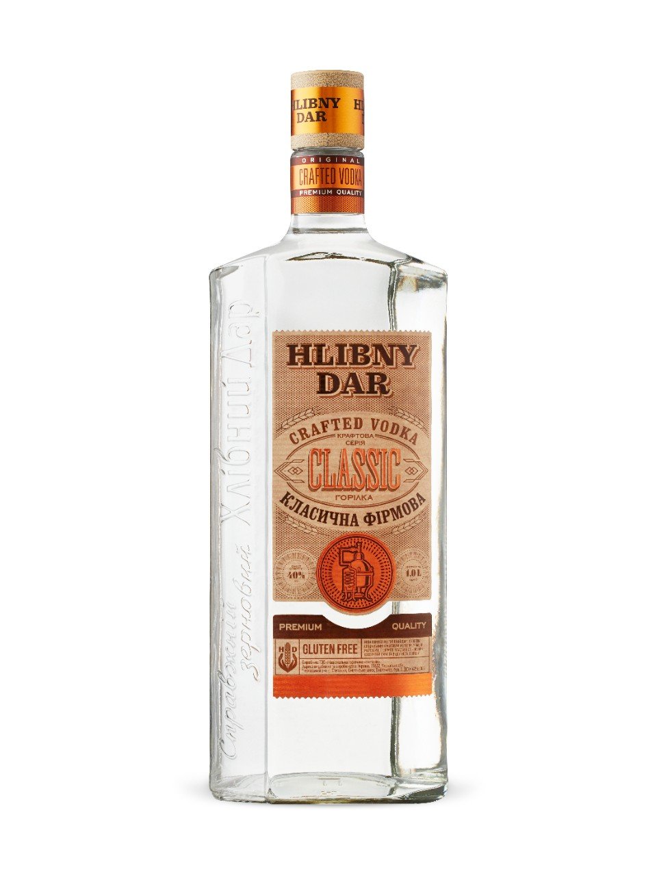Image for Hlibny Dar Craft Classic Gluten Free from LCBO