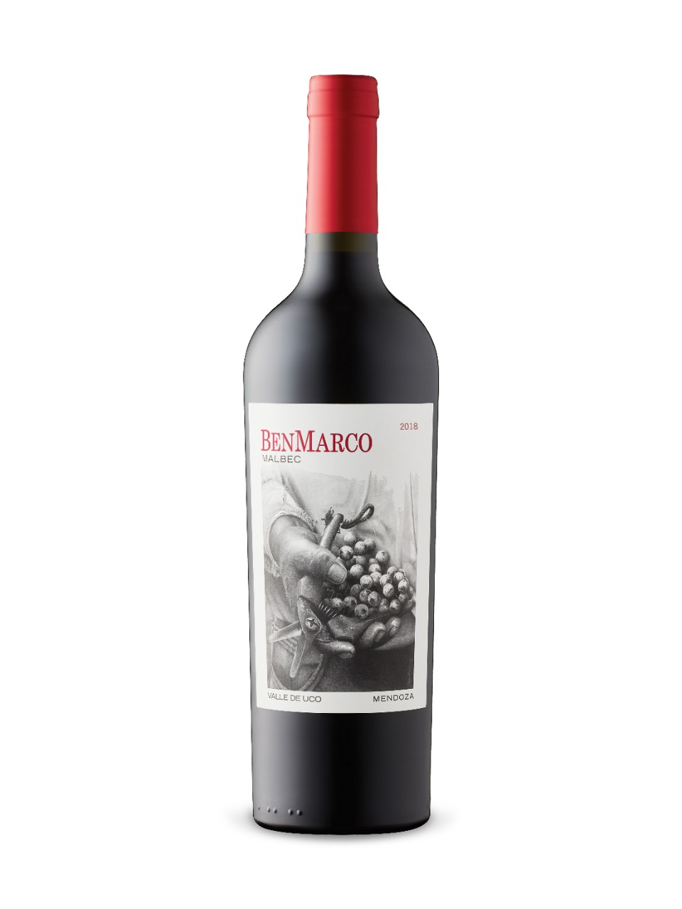 Image for BenMarco Malbec 2015 from LCBO