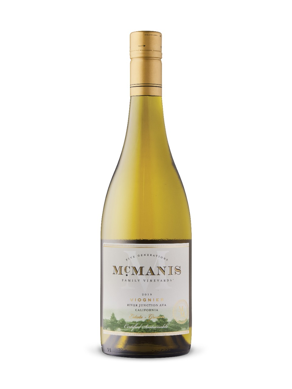 Image for McManis Family Vineyards Viognier 2017 from LCBO