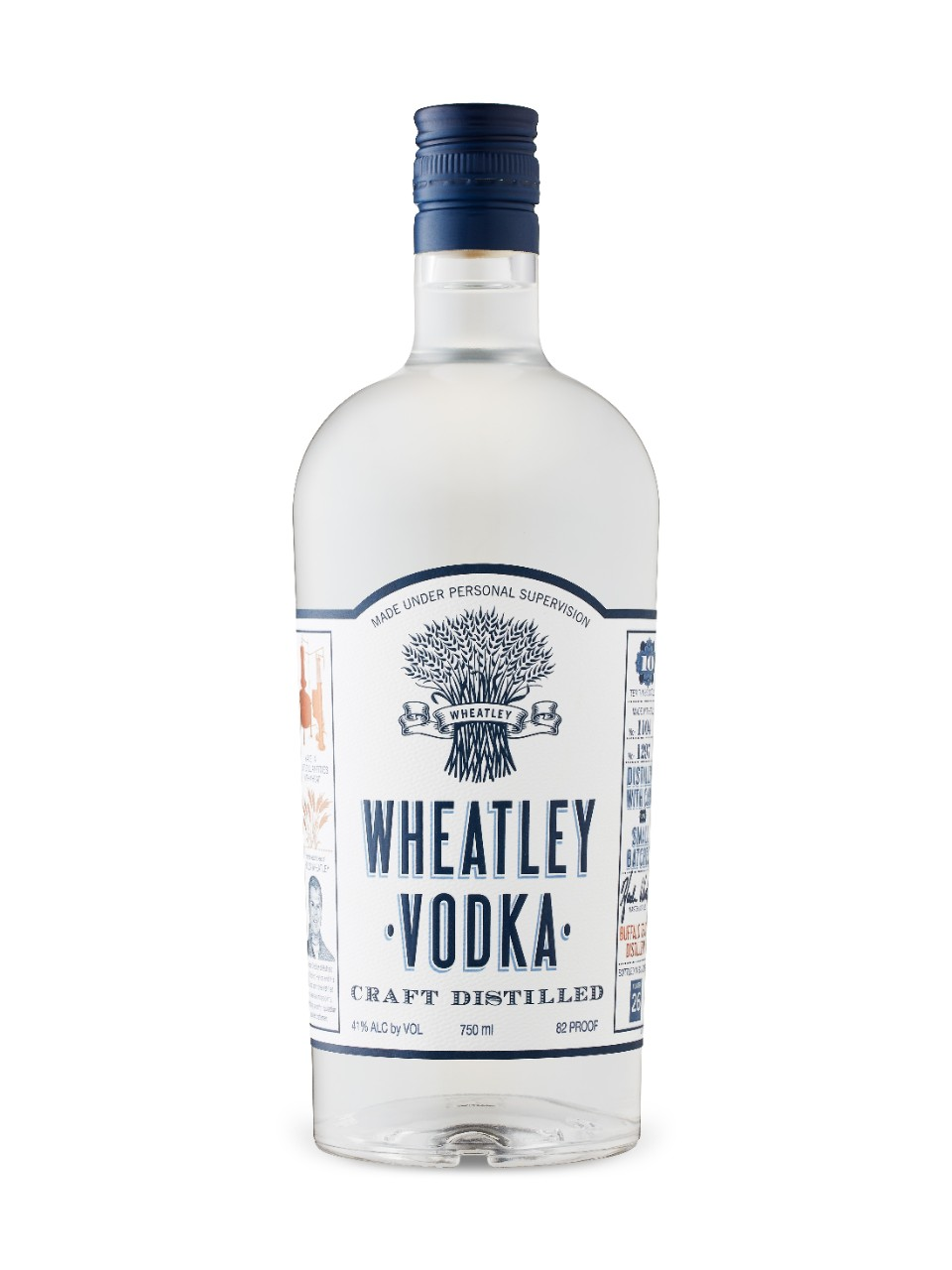 Image for Wheatley Vodka from LCBO