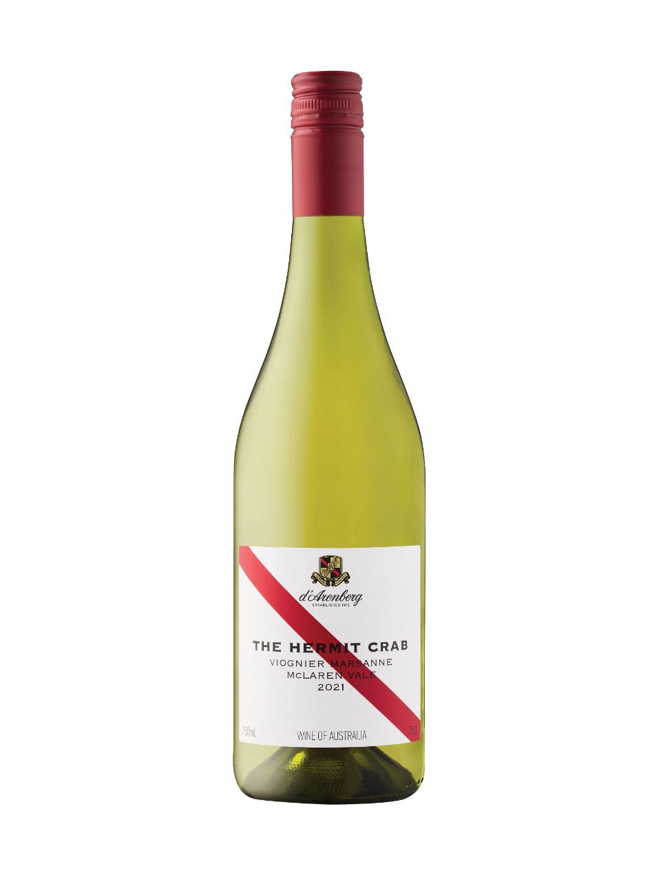 Image for d'Arenberg The Hermit Crab Viognier/Marsanne 2017 from LCBO