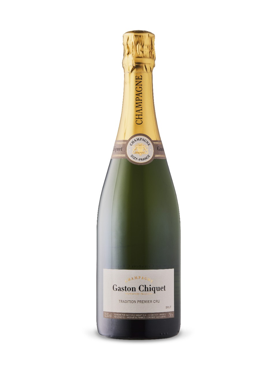 Image for Gaston Chiquet Tradition 1er Cru Brut Champagne from LCBO