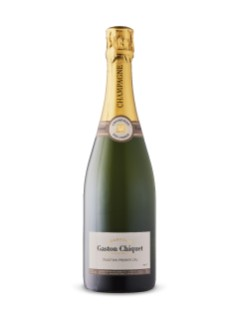 Champagne Brut 1er Cru Tradition Gaston Chiquet