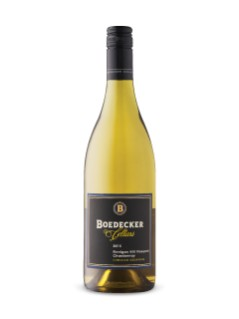 Boedecker Cellars Finnigan Hill Vineyard Chardonnay 2015