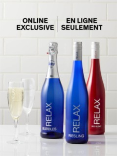 Relax Wines Special Offer