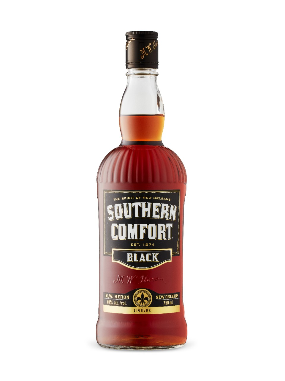 Image for Southern Comfort Black from LCBO