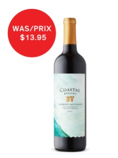 Beaulieu Vineyards Coastal Estates Cabernet Sauvignon