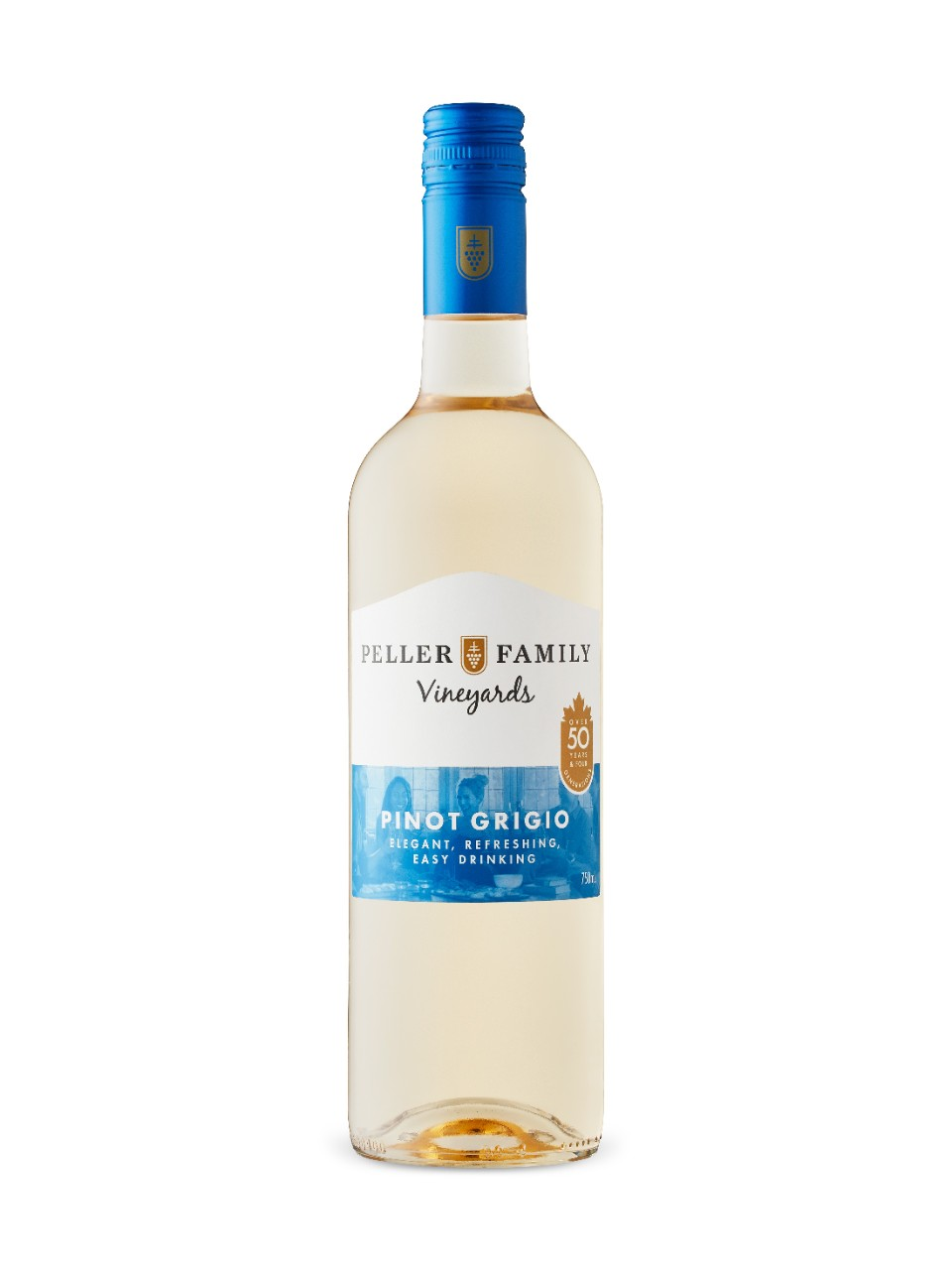 Image for Peller Family Vineyards Pinot Grigio from LCBO