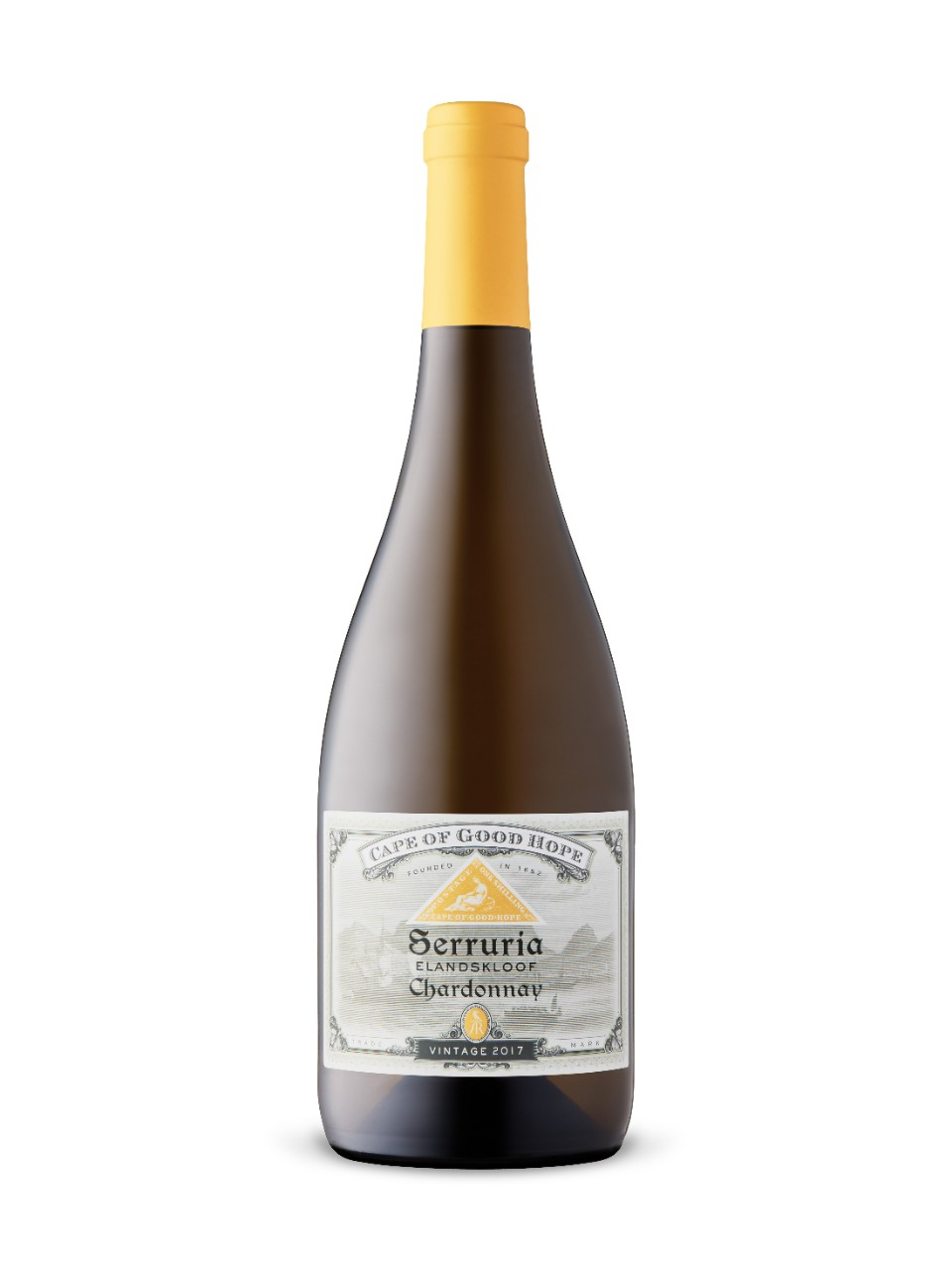Image for Cape of Good Hope Serruria Chardonnay 2015 from LCBO