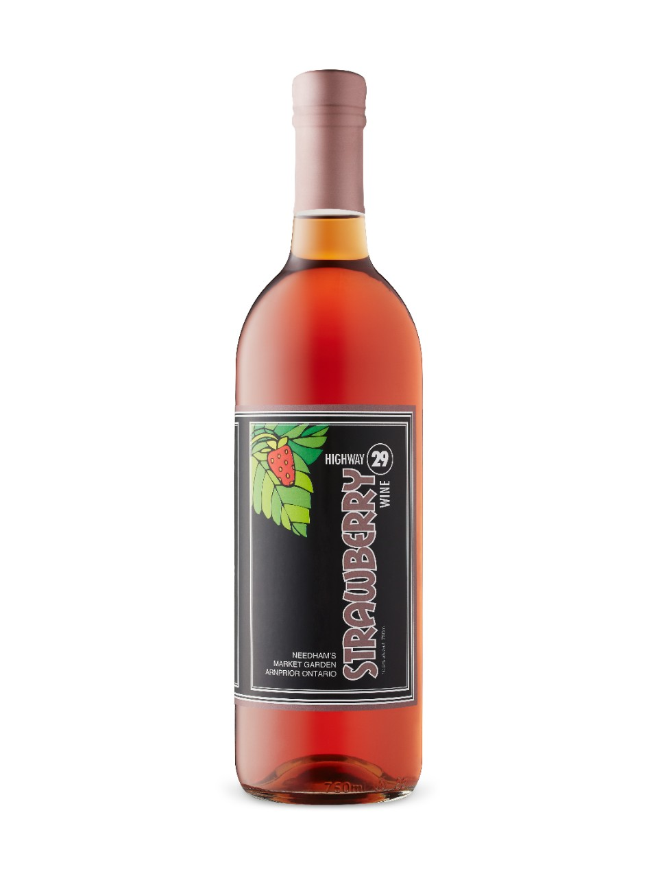 Image for Highway 29 Strawberry Wine from LCBO