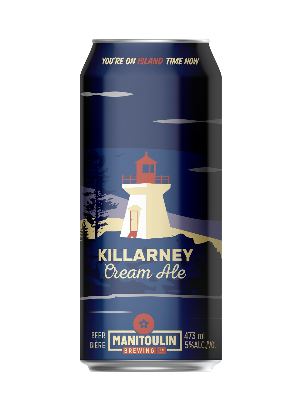 Image for Manitoulin Brewing Killarney Cream Ale from LCBO
