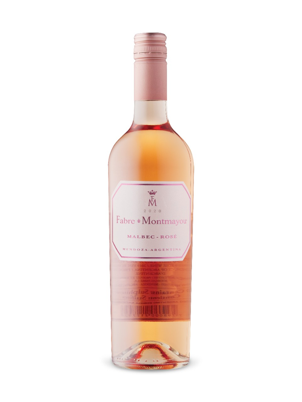 Image for Fabre Montmayou Rosé 2018 from LCBO