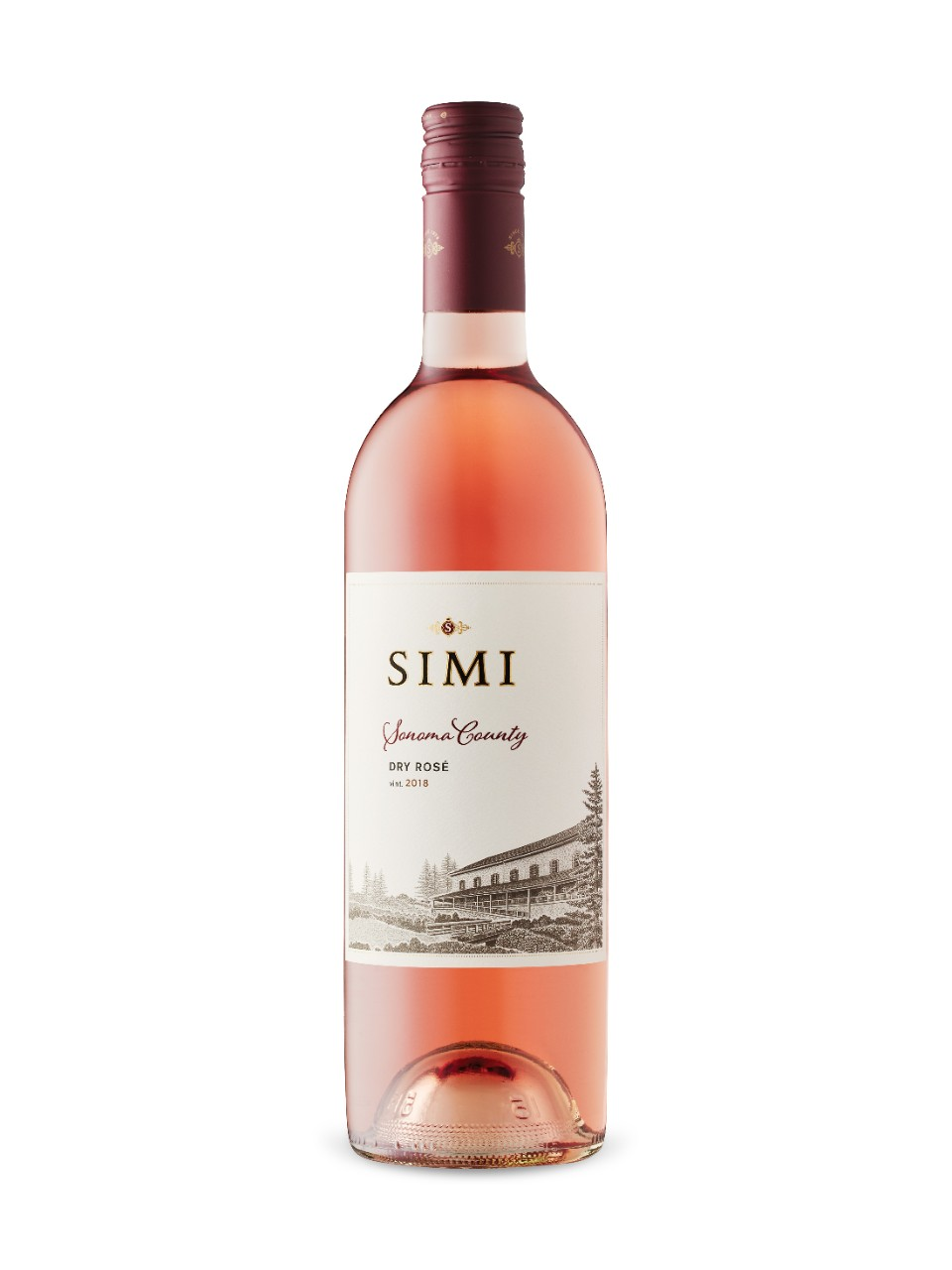 Image for Simi Sonoma County Dry Rosé 2018 from LCBO
