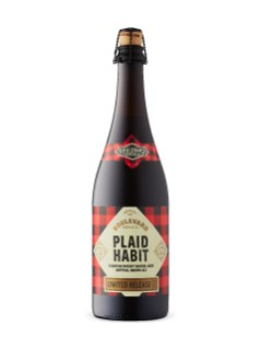 Plaid Habit - Canadian Whiskey Imperial Brown
