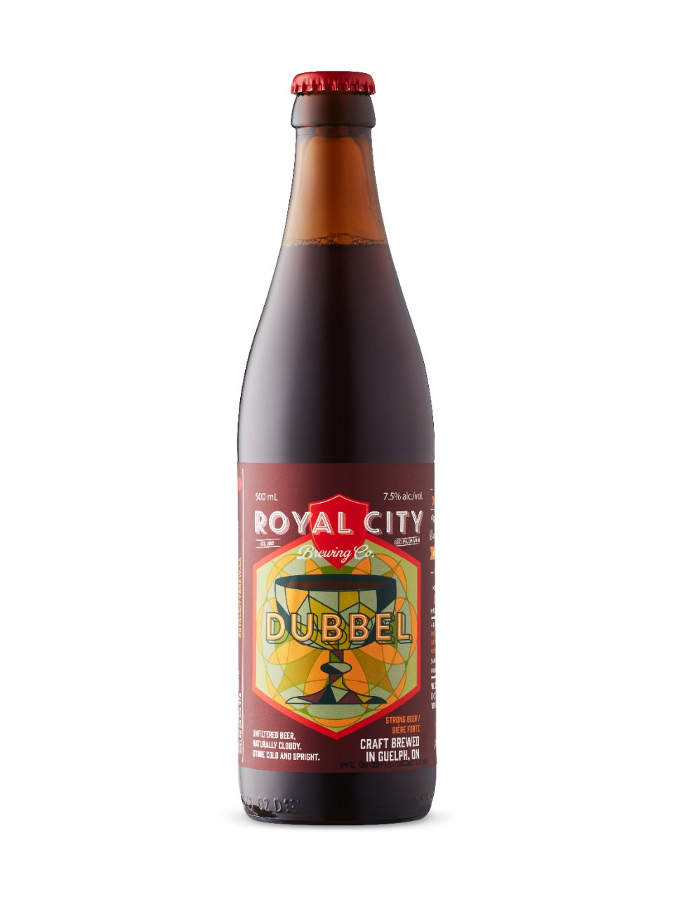 Image for Royal City Dubbel from LCBO