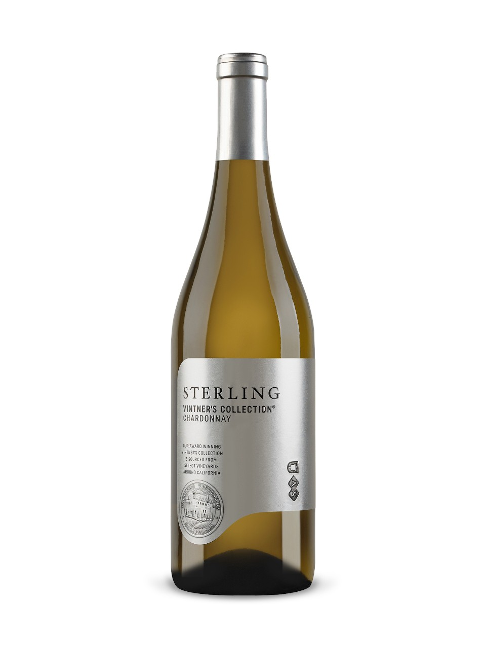 Image for Sterling Vintner's Collection Chardonnay from LCBO