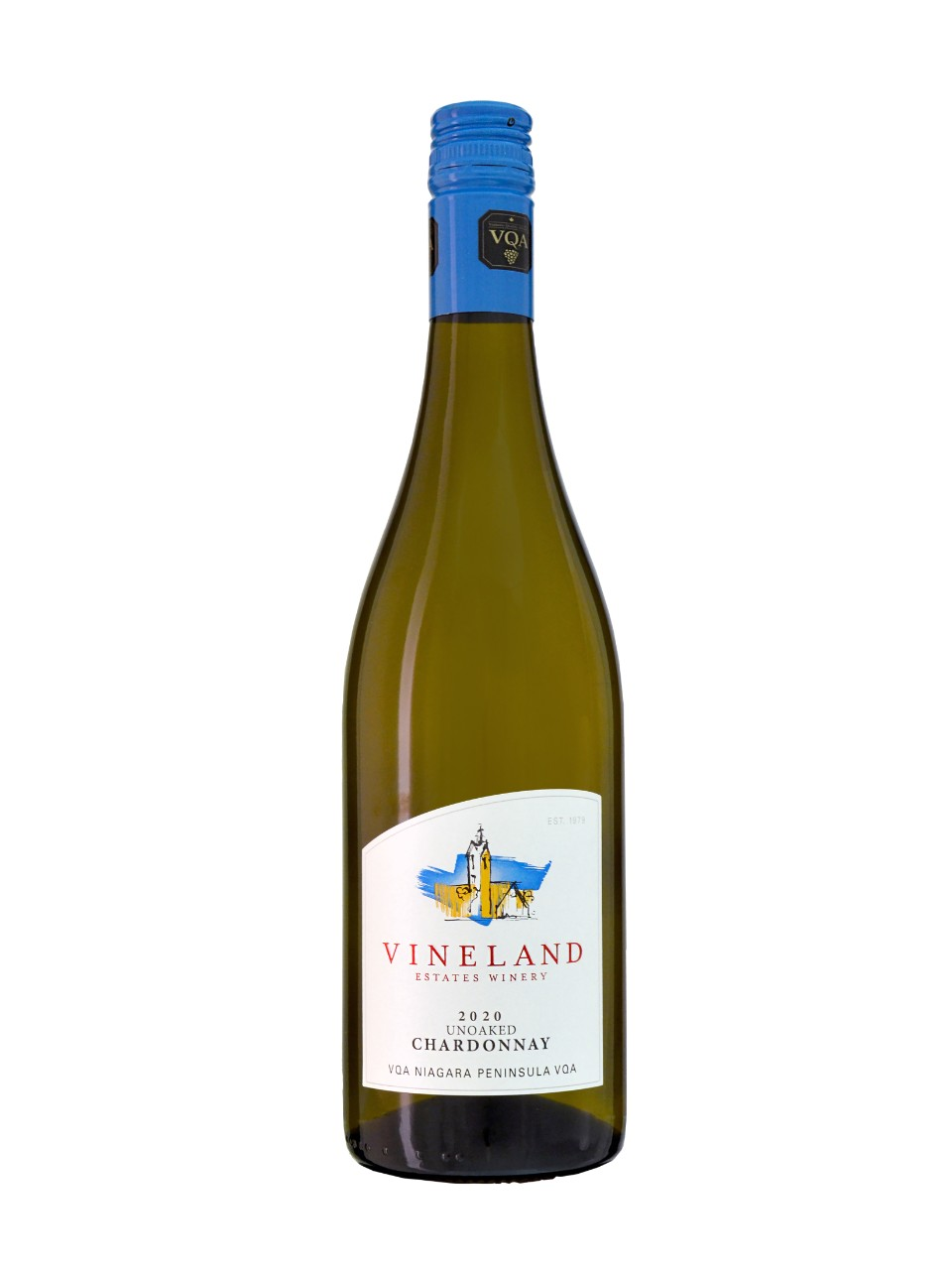 Image for Vineland Estates Unoaked Chardonnay VQA from LCBO