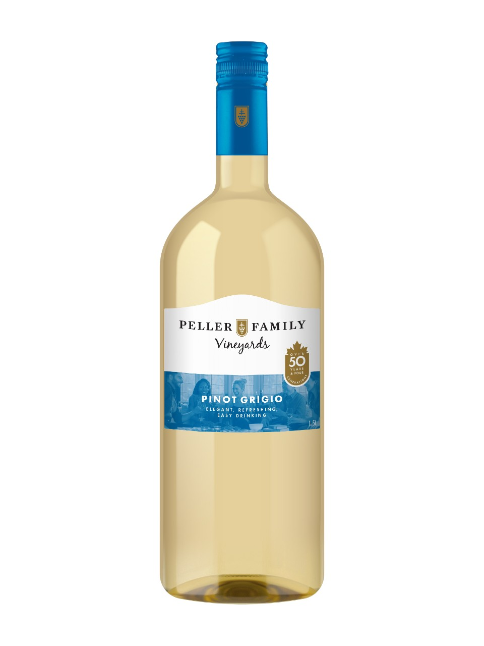 Pinot Grigio Peller Family Vineyards