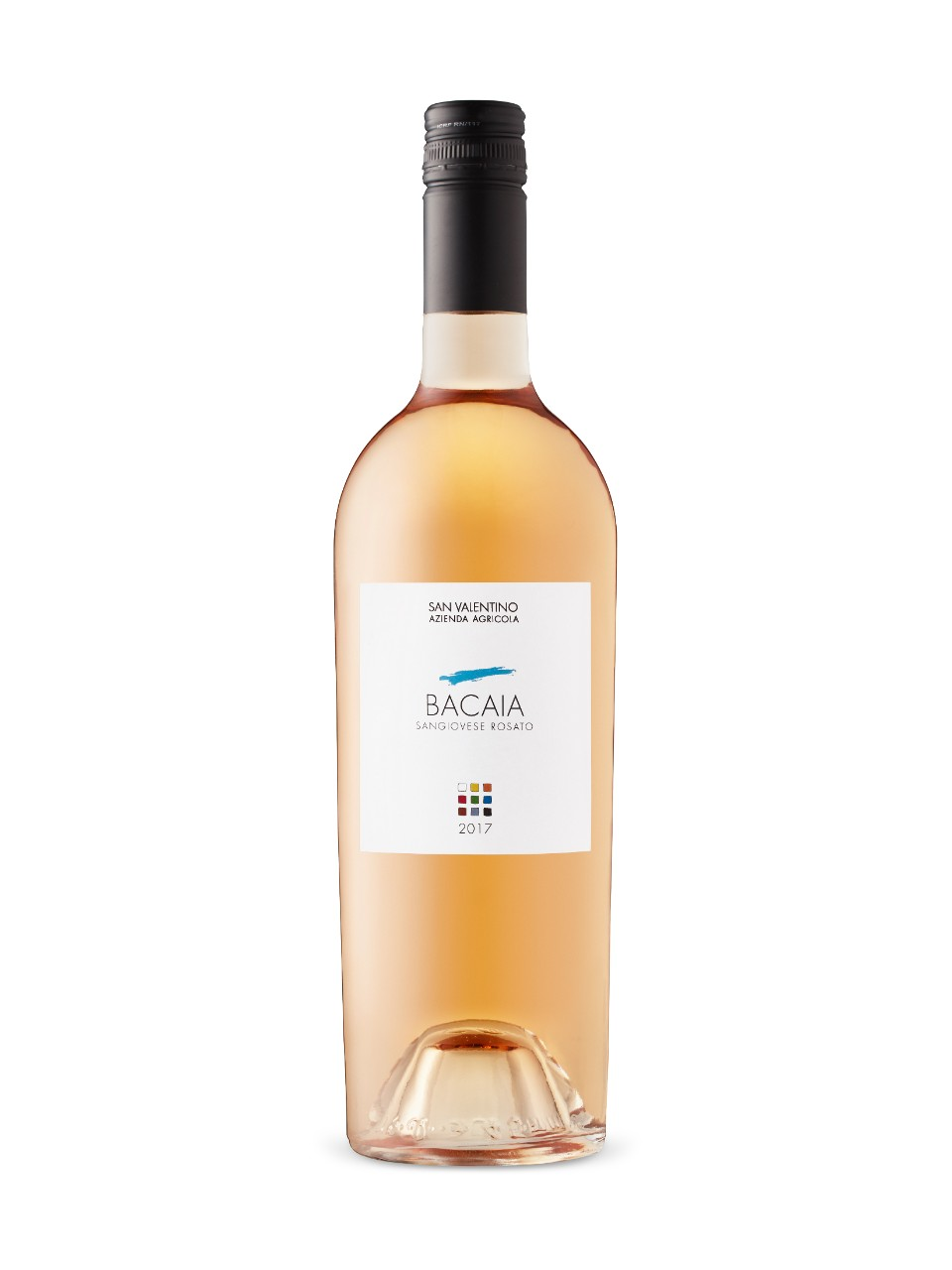 Image for Bacaia Rosato Sangiovese Rubico IGT 2017 from LCBO