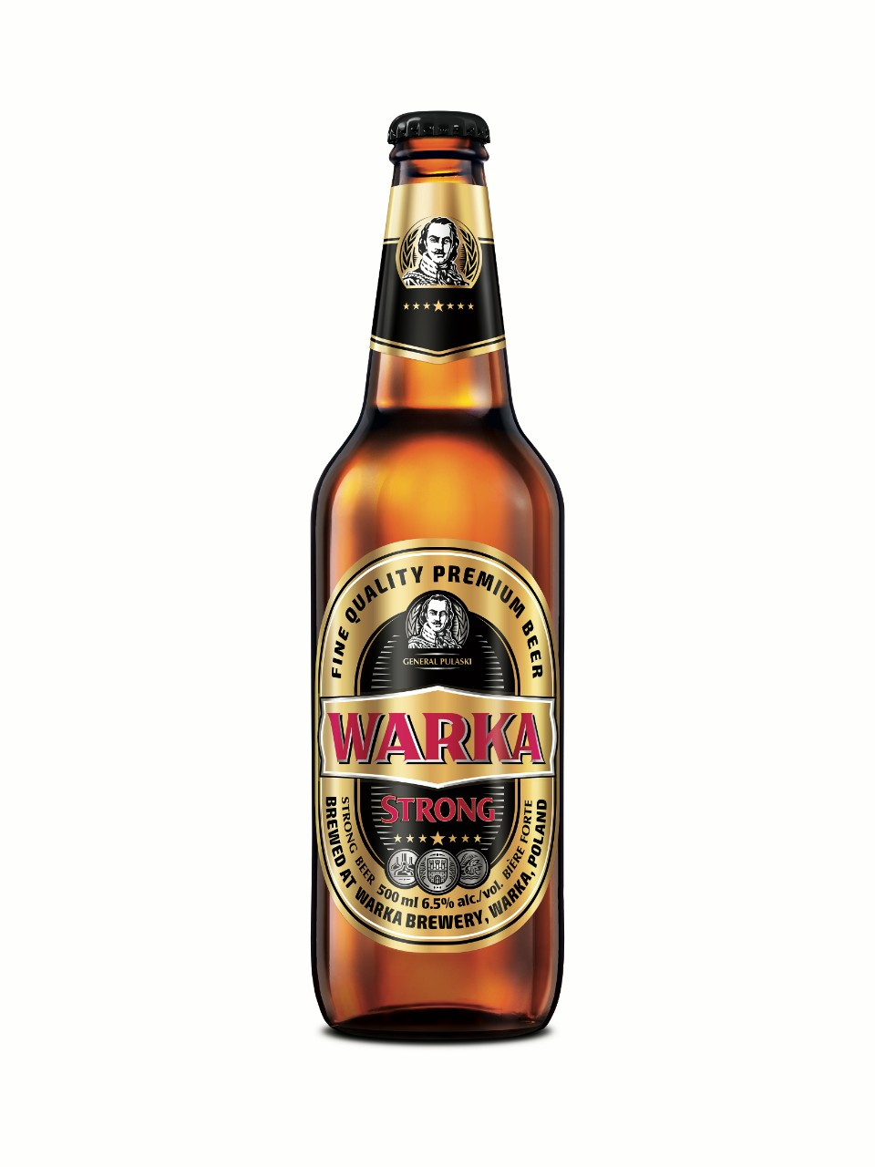 Image for Warka Beer from LCBO