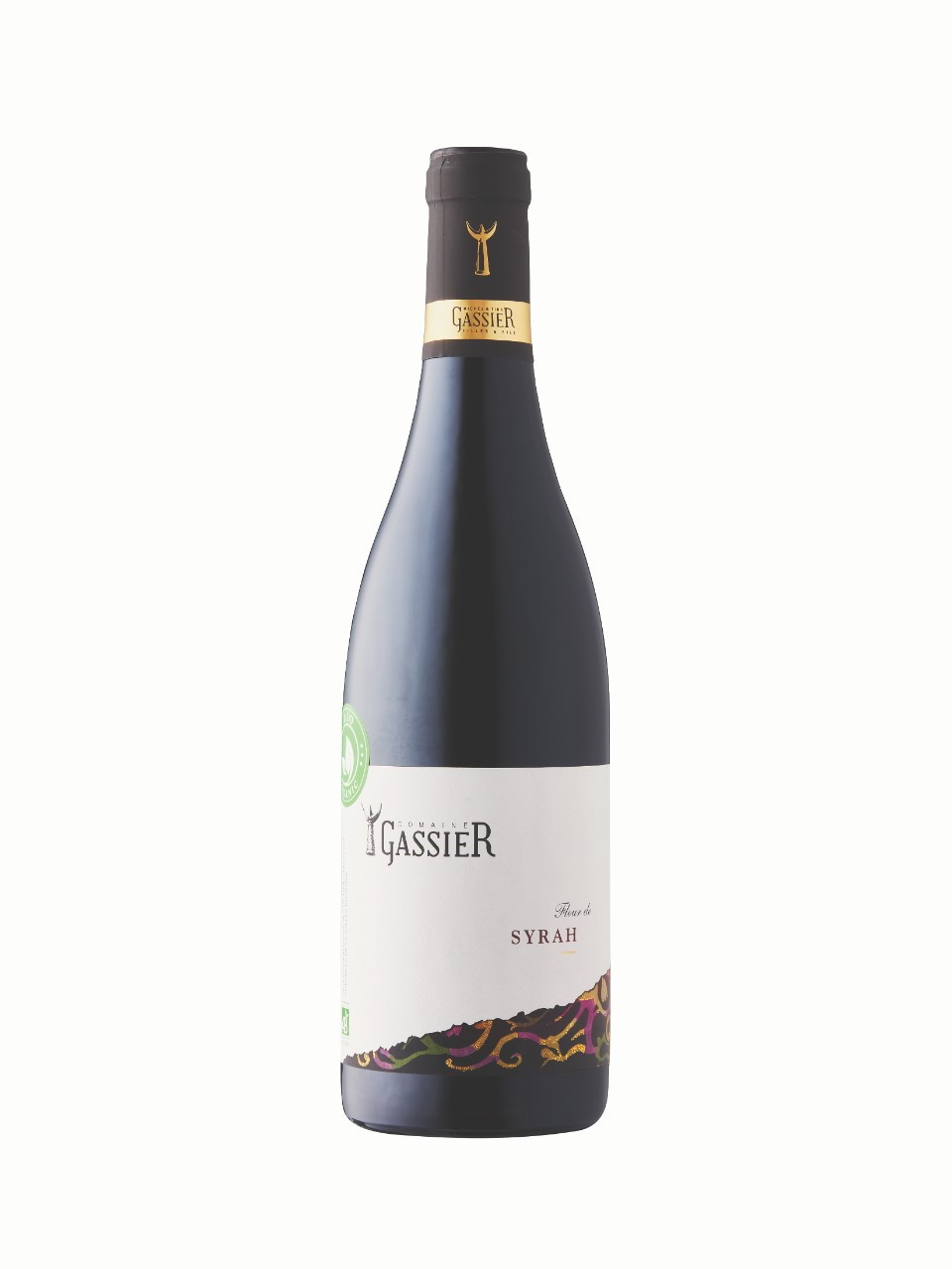 Image for Michel Gassier Les Piliers Syrah 2015 from LCBO