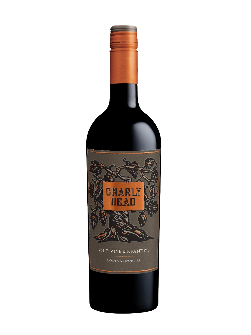 Image for Gnarly Head Old Vine Zinfandel from LCBO