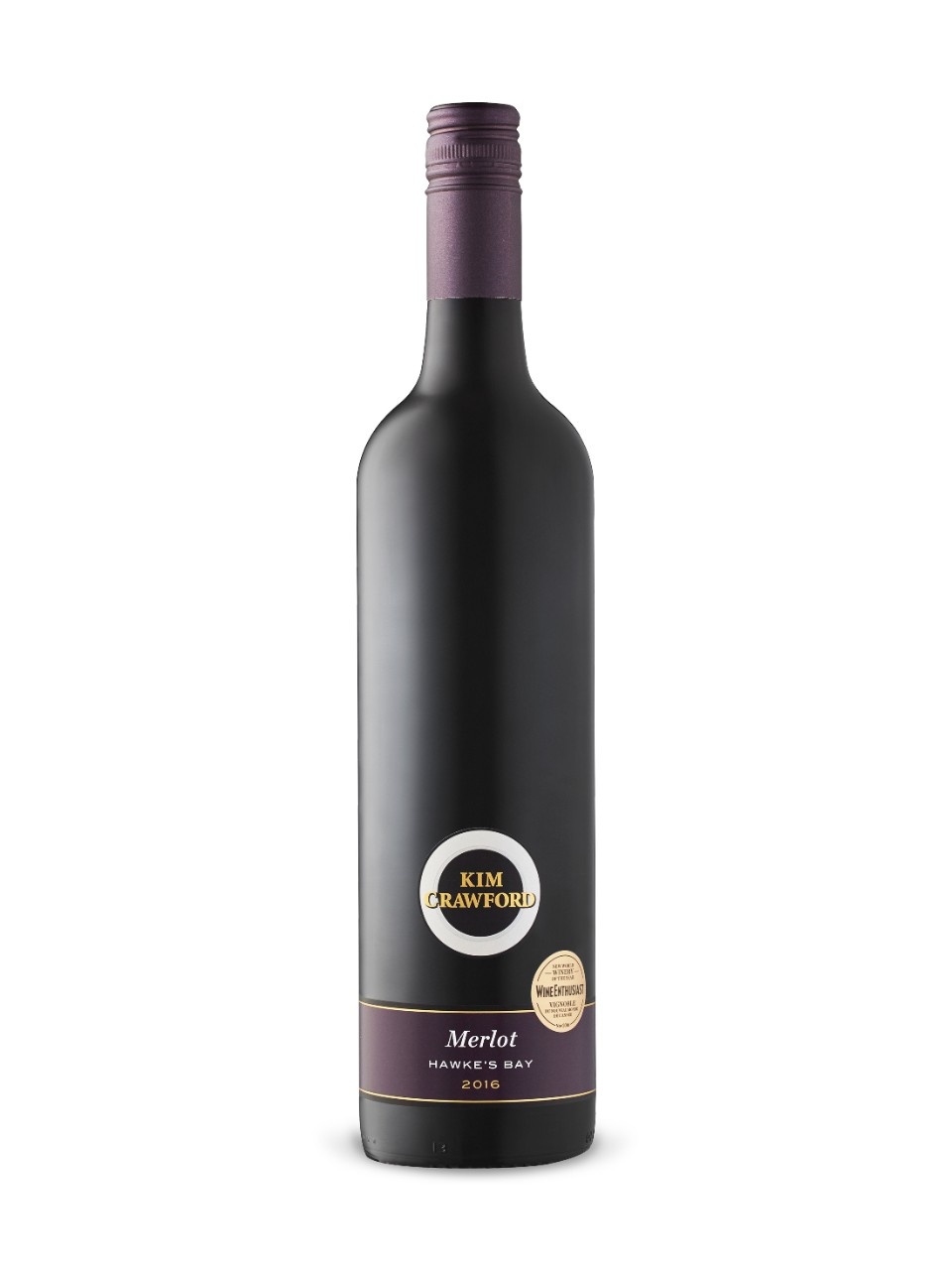 Image for Kim Crawford Merlot 2016 from LCBO