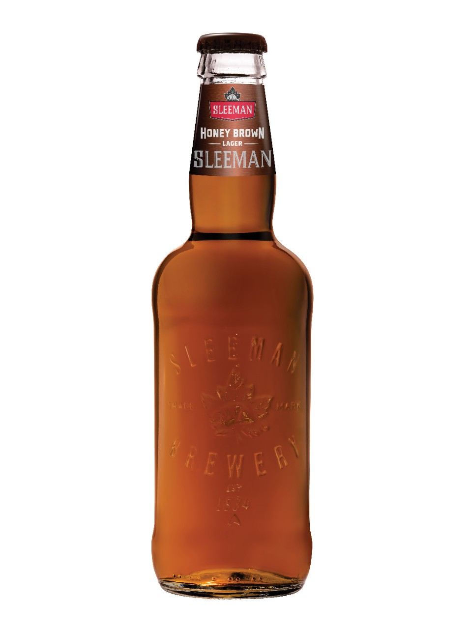 Image for Sleeman Honey Brown Lager from LCBO