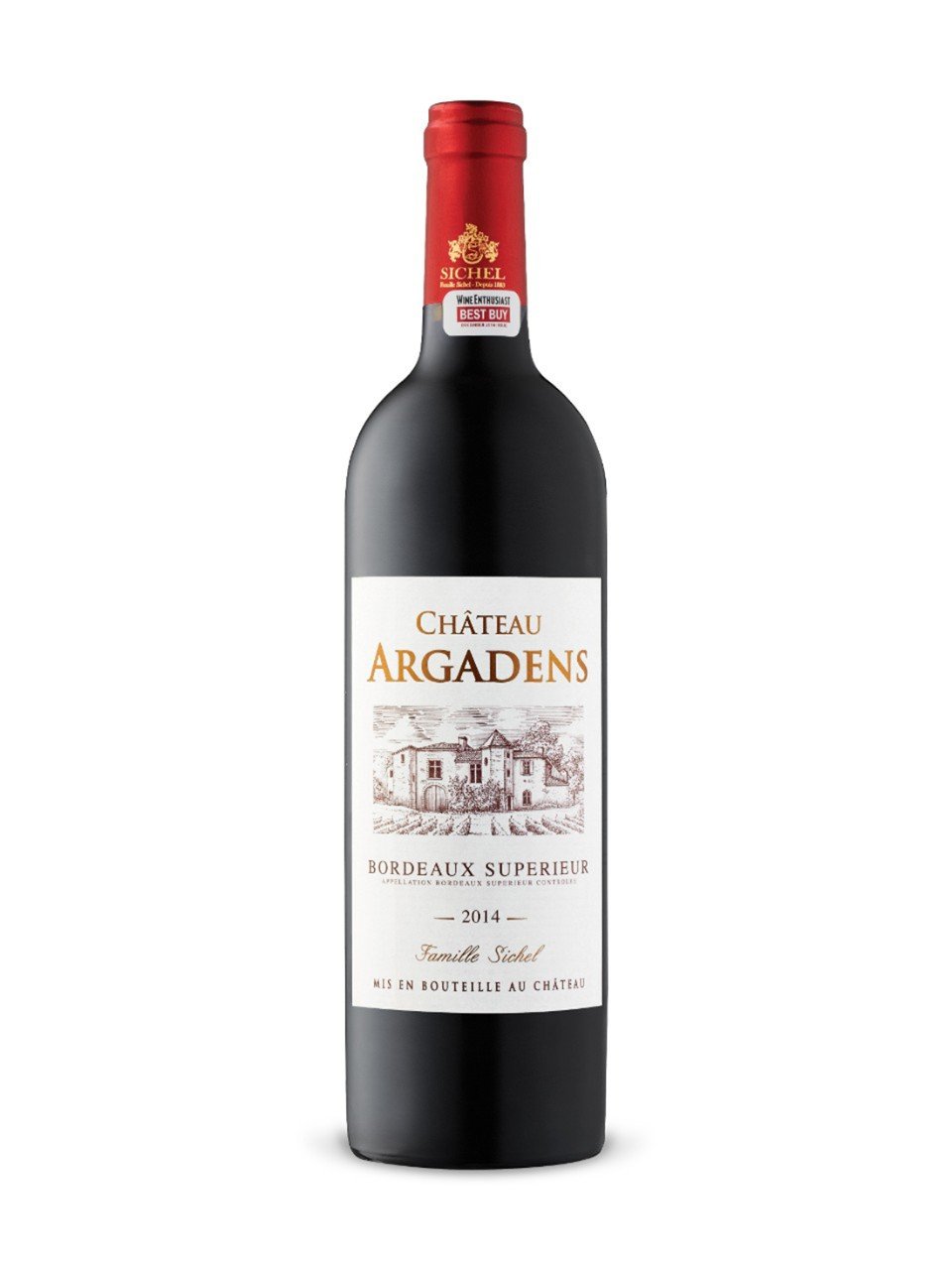 Image for Château Argadens from LCBO