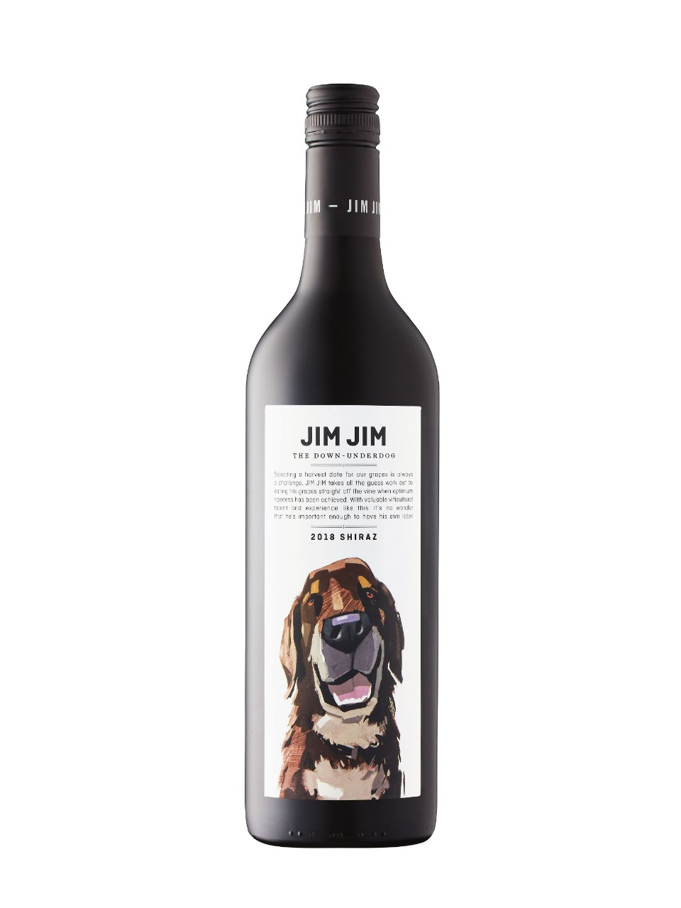 Image for Jim Jim The Down-Underdog Shiraz 2017 from LCBO