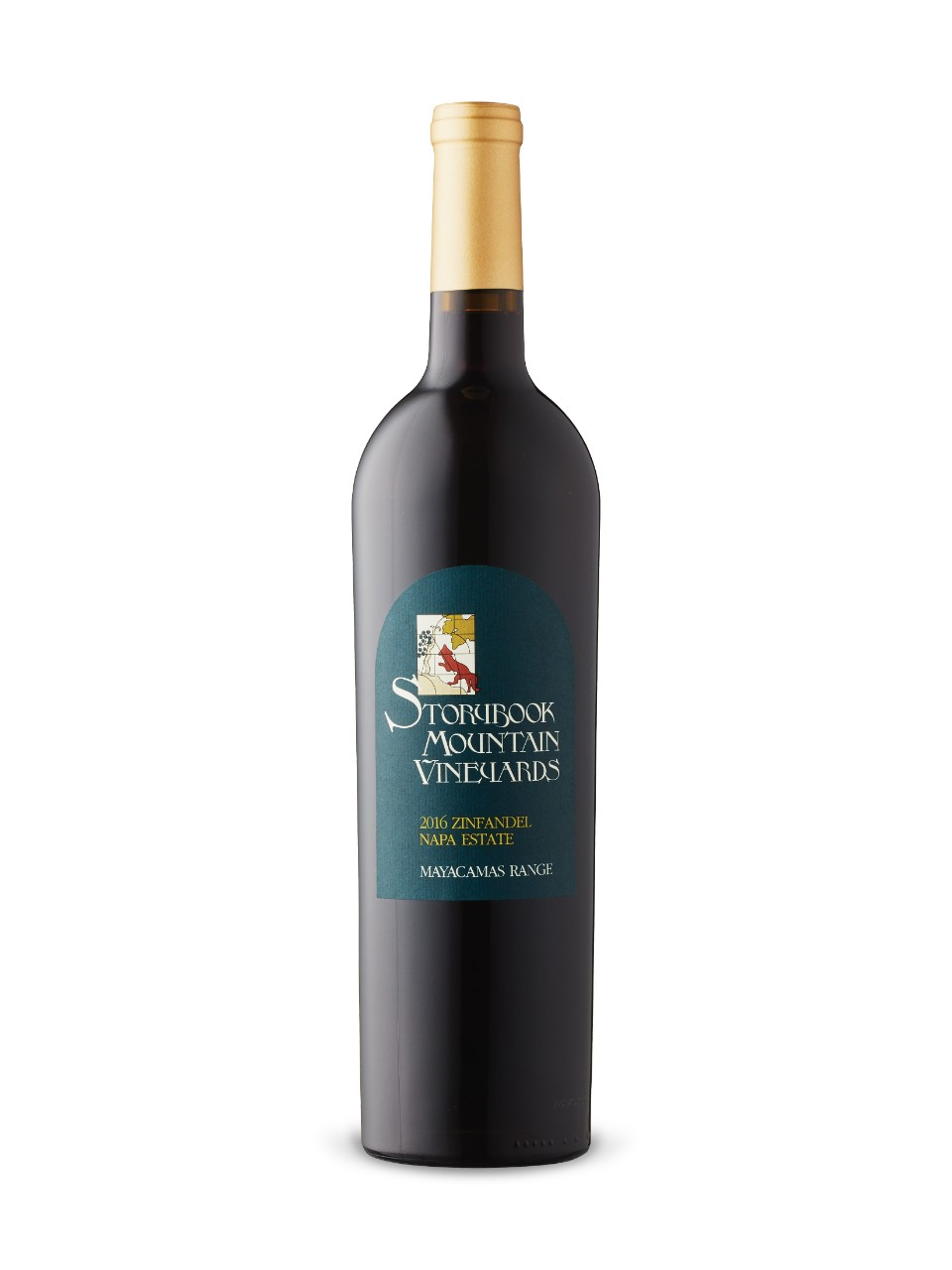 Zinfandel Napa Estate Mayacamas Range Storybook Mountain 2012