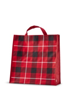 Canada Day Reusable Large Bag