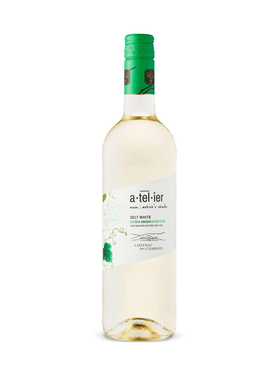 Image for Château Des Charmes Atelier White VQA from LCBO