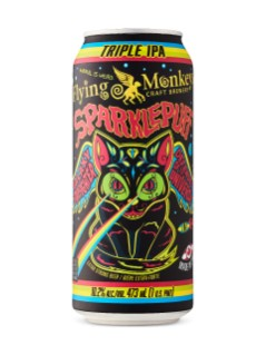 Flying Monkeys Sparklepuff Triple IPA