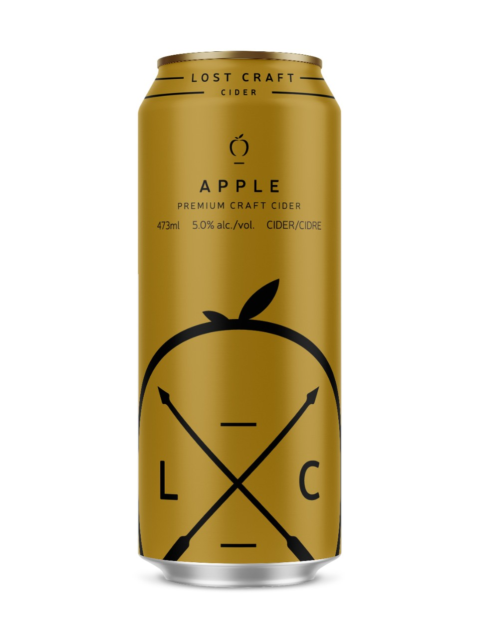Image for Lost Craft Apple Cider from LCBO