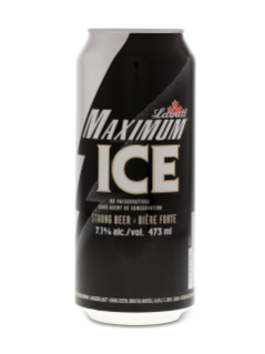 Labatt Maximum Ice