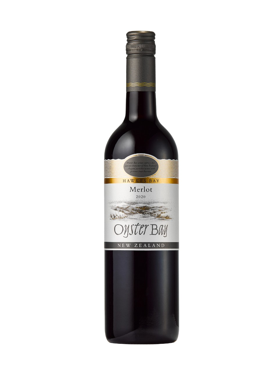 Image for Oyster Bay Merlot 2016 from LCBO