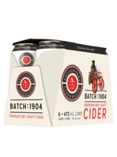 Brickworks Cider Batch 1904