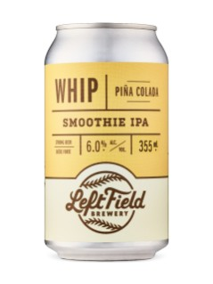 Left Field Brewery Whip Smoothie Pina Colada