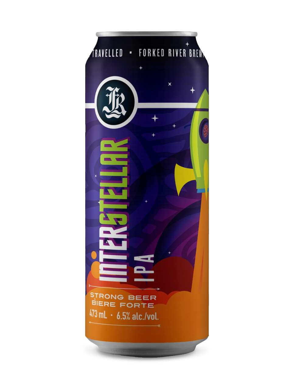 Image for Forked River Interstellar IPA from LCBO