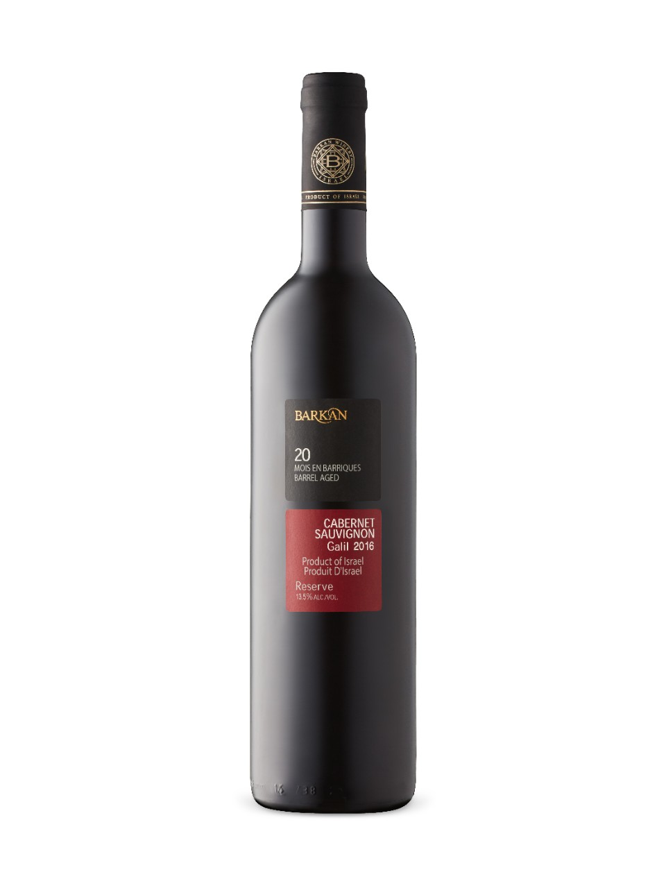 Image for Barkan Reserve Barrel Aged Cabernet Sauvignon KP from LCBO