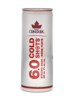 Molson Canadian Cold Shots 6.0